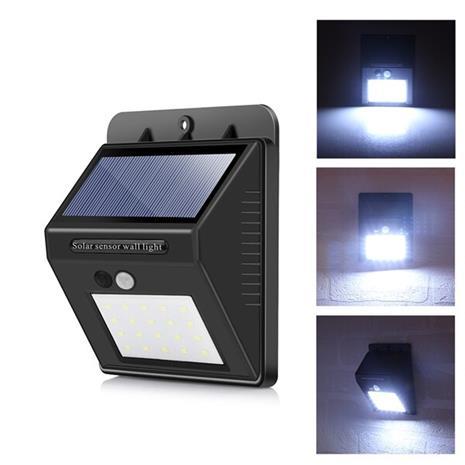 Aurinkokennovalaisin LED liikeherkkä, LightningOthers