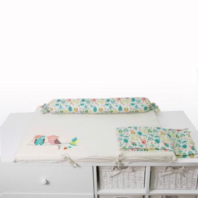 toTs by smarTrike ® - Käärematto Joy Owl 100x80x4cm - monivärinen