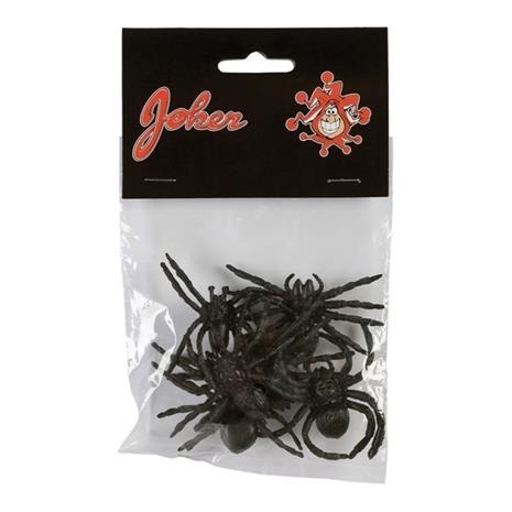 Isoja Hämähäkkejä 6 kpl, SeasonalAndHolidayDecorations