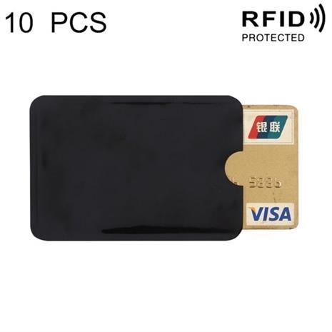 RFID blockerande korthållare - 10 pack 9x6.3cm, NativitySets