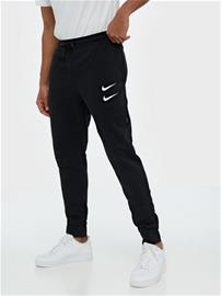 Nike Sportswear M Nsw Swoosh Pant Bb Housut Black