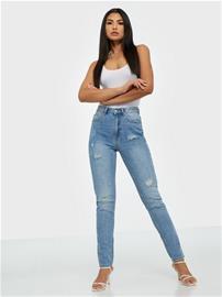 Vero Moda Vmjoana Hr Reg Tap Lb Jeans LI320 C