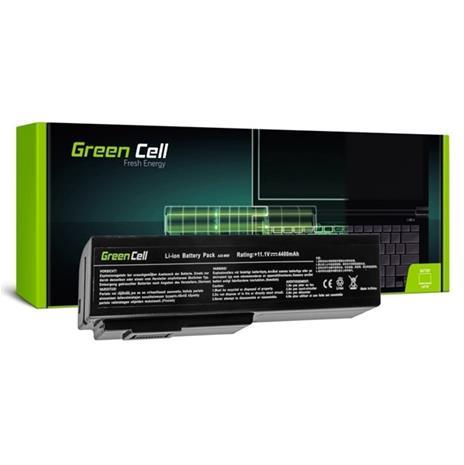 Green Cell kannettavan akku Asus A32-M50 A32-N61 N43 N53 G50 L50 M50 M60 N61VN