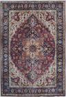 Vercai Rugs Fenix Flower -matto, punainen, 60 x 110 cm