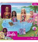 Barbie Pool -leikkisetti