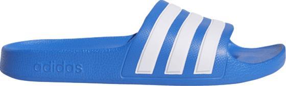 Adidas J ADILETTE AQUA TRUE BLUE