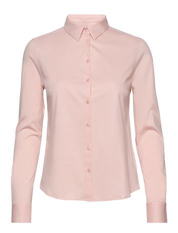 MOS MOSH Tina Jersey Shirt Pitkähihainen Paita Vaaleanpunainen MOS MOSH CHINTZ ROSE
