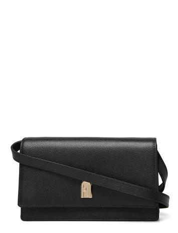 Furla Furla 1927 Bags Small Shoulder Bags - Crossbody Bags Musta Furla NERO, Miesten laukut