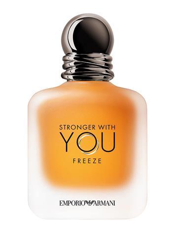 Giorgio Armani Ea Stronger With You Freeze Eau De Toilette Hajuvesi Eau De Toilette Giorgio Armani CLEAR