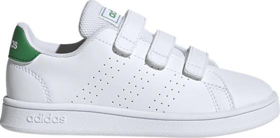 Adidas J ADVANTAGE C WHITE