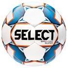 Select Jalkapallo Brillant Super - Valkoinen/Sininen/Oranssi