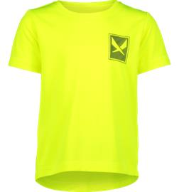 Soc K FORCE TEE SAFETY YELLOW