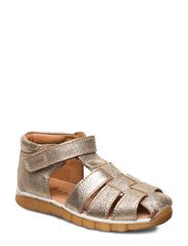 Bisgaard Sandals Sandaalit Kulta Bisgaard PLATIN
