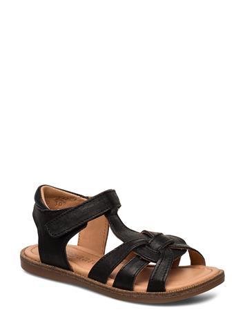 Bisgaard Sandals Sandaalit Musta Bisgaard BLACK