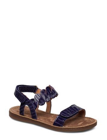 Bisgaard Sandals Sandaalit Sininen Bisgaard INDIGO