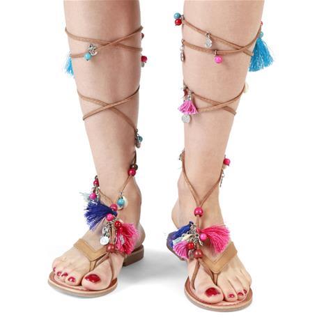 Gioseppo naisten avonaiset kengät, ruskea EU 36