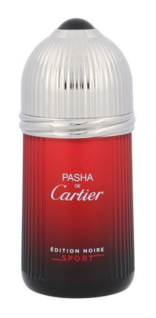 Cartier Pasha De Cartier Edition Noire Sport EDT miehelle 50 ml
