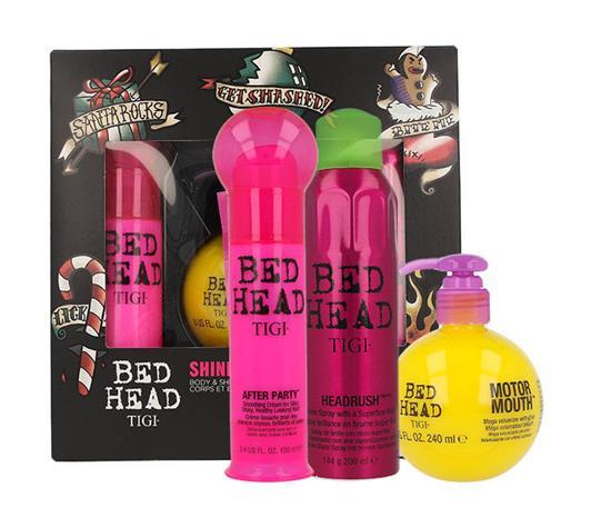 Tigi Bed Head Shine On Kit lahjapakkaus naiselle 540 ml