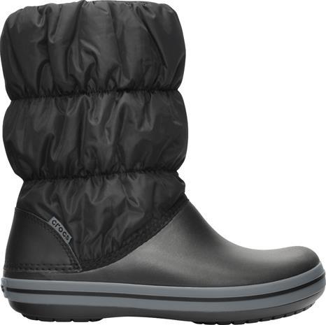 Crocs WINTER BUFF BOOT naisten talvikengät, musta 37-38