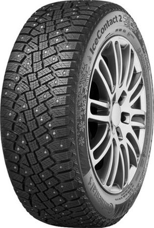 215/55R18 IceContact 2 KD 99T CONTINENTAL