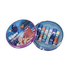 Lip Smacker Flavoured Lip Balm huulibalsami 6 tk, Disney Finding Dory
