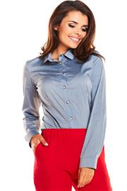 Naisten paita, vaaleansininen M (38)