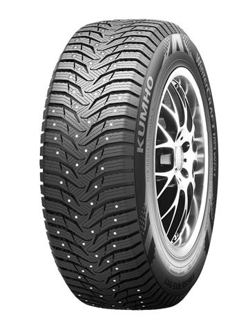 275/40R20 WinterCraft SUV Ice WS31 106T XL KUMHO studded