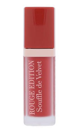 BOURJOIS Paris Rouge Edition Souffle de Velvet huulipuna naiselle 7,7 ml, 08 Carameli Melo