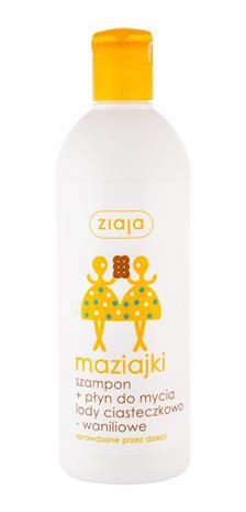 Ziaja Kids Cookies 'n' Vanilla Ice Cream suihkugeeli lapsille 400 ml