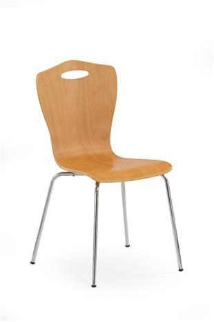 Tuoli K84, leppä