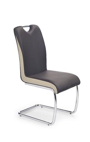Tuoli K184, ruskea