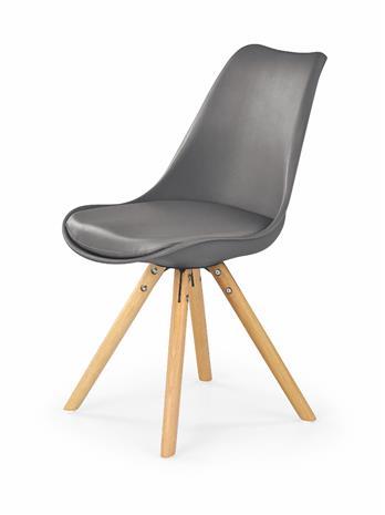 Tuoli K201, harmaa