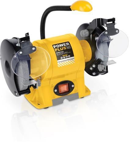 Powerplus POWX1230 350W, penkkihiomakone