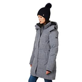 Helly Hansen Glacier naisten talviparka, tummanharmaa L