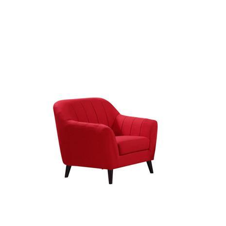 Nojatuoli Honduras, punainen