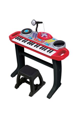 Music Keyboard Rock Star Set