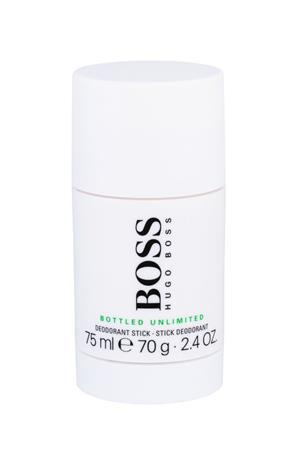 HUGO BOSS Boss Bottled Unlimited deodorantti miehelle 75 ml