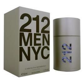 Carolina Herrera 212 NYC Men EDT miehelle 50 ml