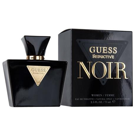 GUESS Seductive Noir EDT naiselle 75 ml
