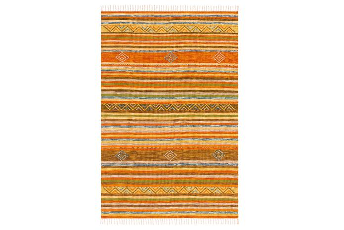 4Living matto Malaika 140 x 200 cm, oranssi