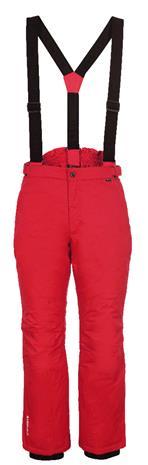 Icepeak Trudy naisten lasketteluhousut, punainen 46