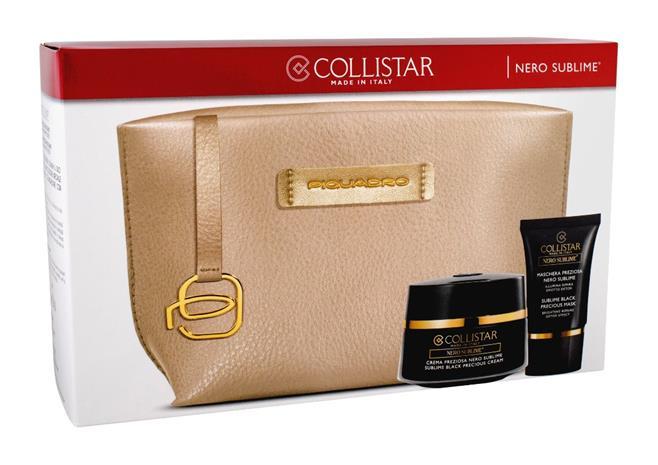 Collistar Nero Sublime Black Precious Cream lahjapakkaus naiselle