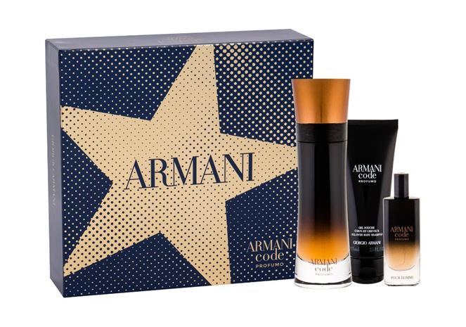 Giorgio Armani Code Profumo EDP lahjapakkaus miehelle 110 ml
