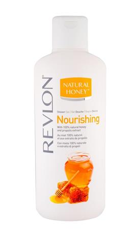 Revlon Natural Honey Nourishing suihkugeeli naiselle 650 ml