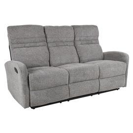 Sohva SAHARA 3-paikkainen, harmaa