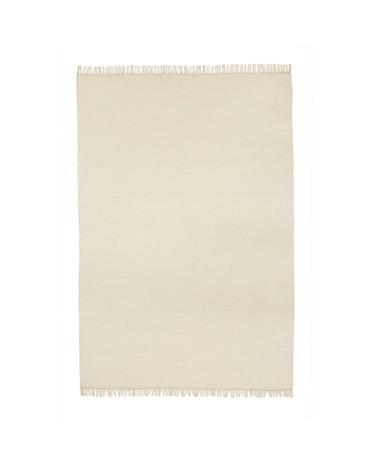 Anno Taival-villamatto 80 x 400cm l.valkoinen
