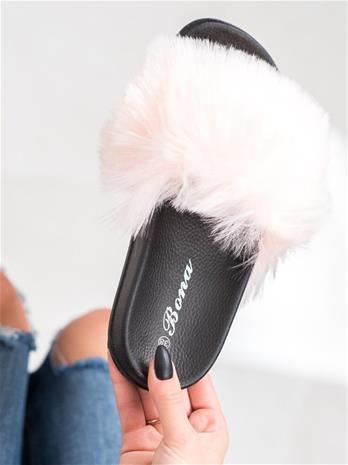 Naisten sandaalit, vaaleanpunainen 38