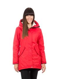 Five Seasons Berniss naisten talviparka, punainen 48