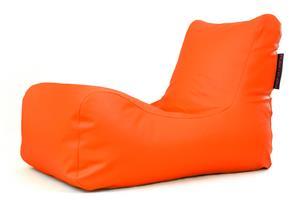 Säkkituoli Lounge Outside 430L, oranssi
