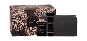 Bvlgari Man In Black EDP lahjapakkaus miehelle 100 ml